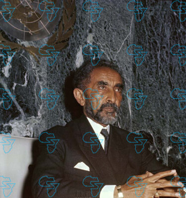 Emperor Haile Selassie I of Ethiopia and President at the United Nations