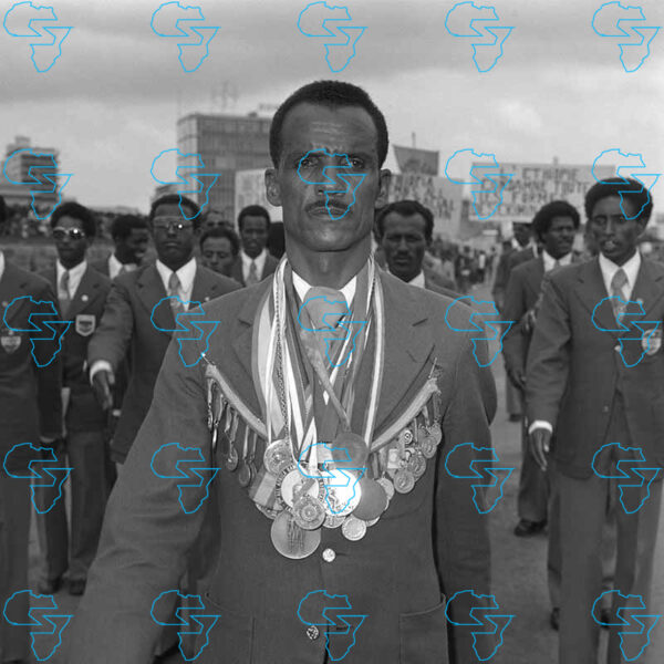 "Degaga ""Mamo"" Wolde - Ethiopian long distance runner"